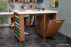 The Woodlands Craft Room Ideas