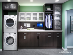 Houston Laundry Room Organization