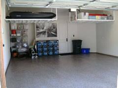 Houston Garage Epoxy Flooring
